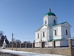 Руде Село. Відреставрована Троїцька церква. 1826-41 рр.jpg