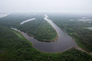 Turukhansky District - Turukhansky Nature Reserve, Turukhansky District
