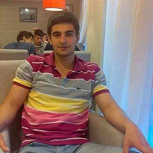 Adam Sahakyan - Image: Ադամ Սահակյան