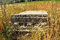 שרידים מהמקדש הרומאי בתל קדש.JPG