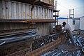 کارگاه ساخت کانکس برای مناطق زلزله زده کرمانشاه در ایران Structural Concrete Industrial in Iran. 17.jpg