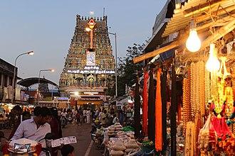 Vadapalani - Vadapalani Andavar Temple