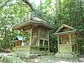 大淀町岩壺 葛上神社 Kuzukami-jinja, Iwatsubo 2011.7.10 - panoramio (1).jpg