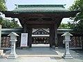 宗像大社 辺津宮 本殿2 - panoramio.jpg