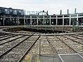 梅小路蒸気機関車館 Umekoji Steam Locomotive Museum - panoramio.jpg