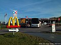 瑞典 E20 高速公路阿尔博加 OKQ8 加油站 Arboga, Sweden - panoramio.jpg