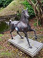 花蓮港神社銅馬 Bronze Horse of Former Karenkou Shrine - panoramio.jpg