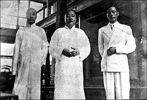 Gao Lingwei - Gao Lingwei (Middle)