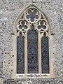 -2018-12-15 Window in the east elevation, Saint Margarets parish church, Witton, Norfolk.JPG