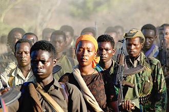Oromo conflict - OLF forces retreat into Kenya, February 3, 2006