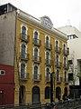 044 Fonda Europa (Granollers), façana pl. Josep Barangé.jpg