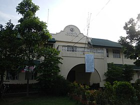 06029jfBarangays Hall Welcome Gymnasium Pulong Bahay Quezon Ecijafvf 01.JPG