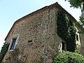072 Castell de Púbol (Casa Museu Gala Dalí), façana oest.jpg