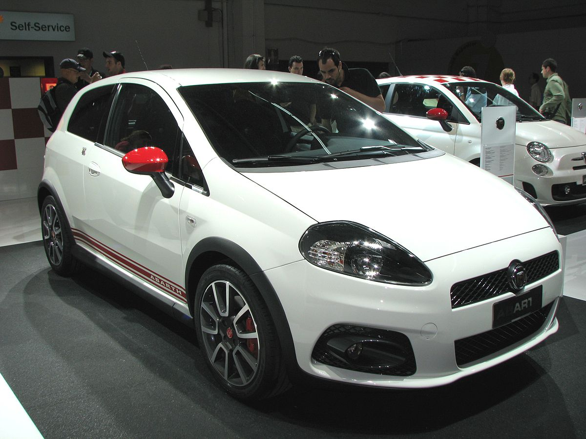 abarth grande punto wikipedia. Black Bedroom Furniture Sets. Home Design Ideas