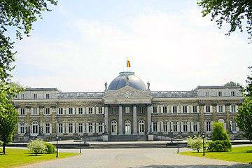 0 Château Royal de Laeken.JPG