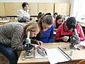 1.03.14., Світлана Гапон, відкрите заняття зі школярами із бріології..jpg