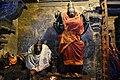1010 CE Brihadishwara Shiva Temple, statue, built by Rajaraja I, Thanjavur Tamil Nadu India.jpg