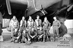 10 Squadron RAF Halifax crew AWM P02953.001.jpg