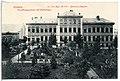 12533-Kamenz-1911-Garnison-Lazarett, Verwaltungsgebäude-Brück & Sohn Kunstverlag.jpg