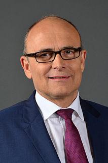 Erwin Sellering German politician