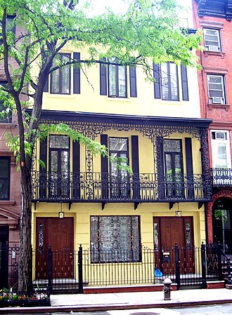 Townhouse - Townhouse in East 30th Street, New York