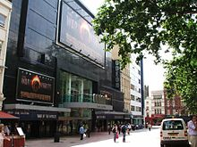 Odeon Leicester Square - Wikipedia, the free encyclopedia