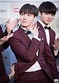 160217 Gaon Chart K-POP Awards Red Carpet BTS J-Hope.jpg