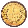 1849 G$1 Open Wreath (rev).jpg