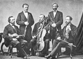 Mendelssohn Quintette Club