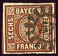 1850 Bayern 6kr Mi4II 57 File0151.jpg
