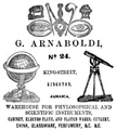 1852 Arnaboldi advert Kingston Jamaica.png