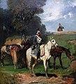 1861 Marées Rastende Kürassiere anagoria.JPG