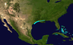 1863 Atlantic tropical storm 9 track.png