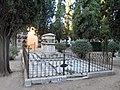 187 Cementiri de Vilafranca del Penedès, tomba.JPG