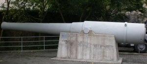 BL 10 inch gun Mk I – IV - Mk I coast defence gun, Hong Kong Museum of Coastal Defence