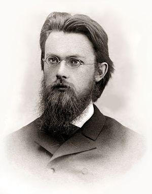 Vladimir Vernadsky - Vladimir Vernadski, Paris 1889