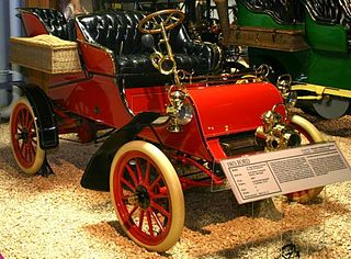Ford Model A (1903–04) Motor vehicle