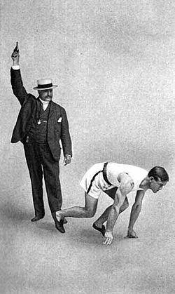 1904 Olympic sprint.jpg