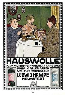 Änne Koken German painter (1885-1919)