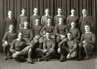 1916 Michigan Wolverines football team - Image: 1916 Michigan Wolverines football team