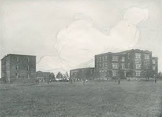 History of East Texas State Normal College