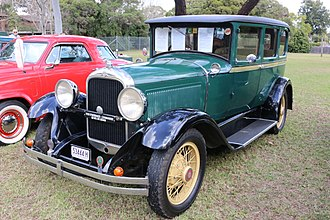 1928 Studebaker Commander GB Big Six Sedan 1928 Studebaker Commander GB Big Six (27790970074).jpg