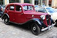 1937 Praga Lady 4-door saloon, front right.jpg