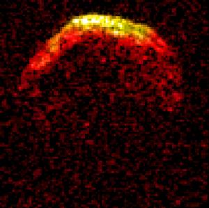 (29075) 1950 DA - Image: 1950 DA (color)