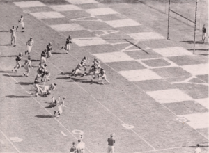 1955 Sugar Bowl - Image: 1953 Ole Miss vs. Vanderbilt