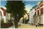 19559-Mügeln-1915-Lindenstraße mit Königlichem Postamt-Brück & Sohn Kunstverlag.jpg