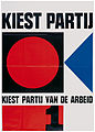 1963 election poster PvdA.jpg