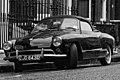 1966 Volkswagen Karman Ghia Convertible (8734096533).jpg