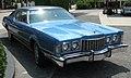 1973 Ford Thunderbird blue front.jpg