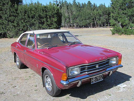 1974 Ford Cortina 2000E (23850365009)